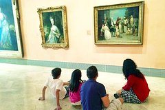 Imagen Madrid Prado Museum Private Guided Tour for Kids and Families