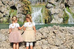 Rome to Tivoli Tour with Hadrian's Villa and Villa d'Este for Kids and Families