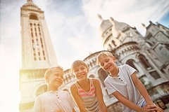Imagen Paris: Montmartre and Sacre Coeur Private Tour for Kids and Families