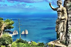 Guided Tour Capri and Anacapri by boat from Sorrento - VIP Tour