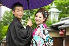 Kyoto Kyoto Prefecture Luxury Brand Kimono Plan in Kyoto 51978P163