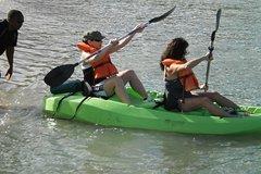Imagen Aventure en kayak et snorkeling à Saint Christophe