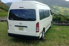 Imagen St Kitts Airport Roundtrip Transfer
