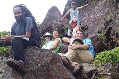 Imagen Excursion randonnée du cratère du volcan à Saint-Christophe