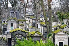 Imagen Pere Lachaise Cemetery Walking Tour in Paris