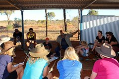 Imagen Aboriginal Homelands Experience from Ayers Rock including Sunset