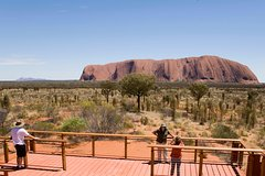 Imagen Uluru Small Group Tour including Sunset