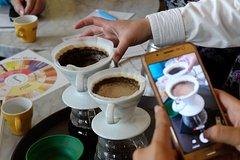 Imagen Specialty Coffee Workshops in Bogota
