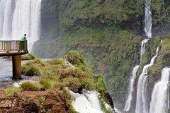 Imagen Recorrido turístico de día completo por los lugares más interesantes de por el lado brasileño y argentino de las Cataratas de Iguazú de Puerto Iguazú