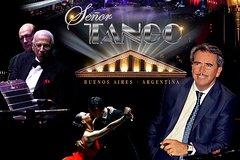 Imagen Cena y espectáculo en Señor Tango