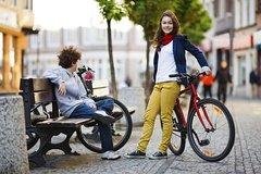 Imagen Recorrido en bicicleta por la ciudad, por Puerto Madero, La Boca y San Telmo.