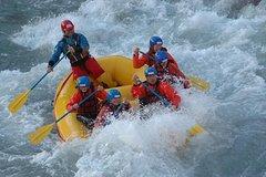 Imagen Rafting en el río Mendoza