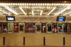 Imagen Cena y espectáculo de tango Porteño