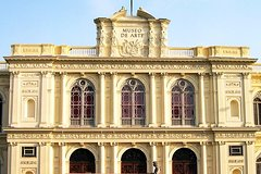 Imagen Private Half-Day Lima Art and Numismatic Tour