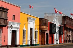 Imagen Private Combo Tour: Trujillo Sightseeing, Archeology Museum, Temples of the Sun and Moon, Huanchaco and Chan Chan