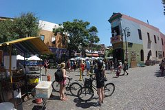 Imagen Intimate Bike Tour BA South Route Historical and Cultural (Lunch included!)