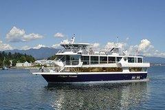 Crucero con almuerzo por el puerto de Vancouver e Indian Arm