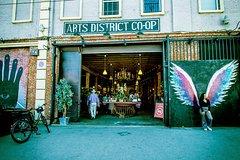 Pretty Gritty Arts District Tours