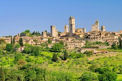 Livorno Shore Excursion: Private Day Trip to Siena and San Gimignano