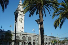San Francisco Combo: Ferry Building Food Tour and Alcatraz