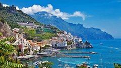 Sorrento Coast, Positano and Amalfi Boat Experience from Naples