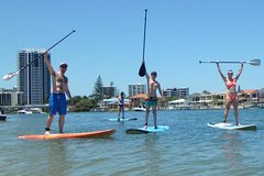 Imagen Stand up Paddle Lesson