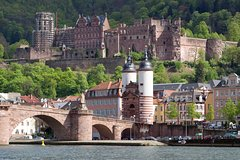 Salir de la ciudad,Excursiones de un día,Excursión a Heidelberg,Excursión a Núremberg