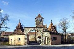 Salir de la ciudad,Excursiones de un día,Excursión a Núremberg