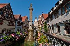 Salir de la ciudad,Excursiones de un día,Excursión a Heidelberg,Excursión a Rothenburg