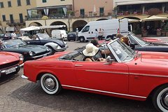 Self Drive Tour of Volterra in Classic Spider from Florence in full day