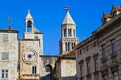 Actividades,Actividades acuáticas,Tour por Split,Palacio de Diocleciano