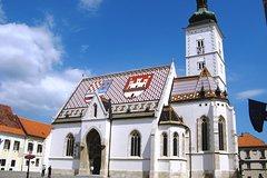 Ver la ciudad,Ver la ciudad,Tours andando,Tour por Zagreb