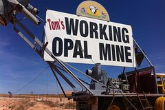 Imagen Tom's Working Opal Mine: Guided Tours