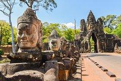 Ver la ciudad,Ver la ciudad,Tours de un día completo,Tours temáticos,Tours históricos y culturales,Excursión a los Templos de Angkor