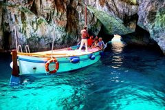 Capri Island small-group tour from Rome