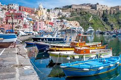 Small group tour: Capri Sorrento and Pompeii in one day - from Naples