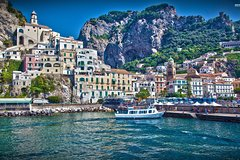 Private Tour of the Amalfi Coast from Naples