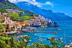 Private Tour of the Amalfi Coast from Rome