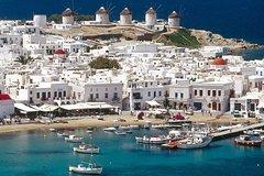 Salir de la ciudad,Excursiones de más de un día,Excursión a Santorini,4 días