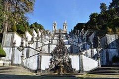 Ver la ciudad,Salir de la ciudad,Tours de un día completo,Excursiones de un día,Excursión a Braga,Con tour en autobús incluido