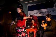 Imagen Flamenco Show in Madrid at La Taberna de Mister Pinkleton