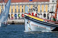 Imagen Crucero expreso compartido de 45minutos a lo largo del río Tajo en Lisboa