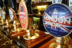 Imagen Small-Group Tour: Historical Pub Walking Tour of London