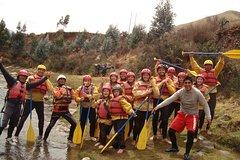 Imagen Full Day White-Water Rafting in the Urubamba River (Cusco)