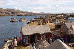 Imagen Full Day Tour to Uros and Taquile (Titicaca Lake Islands)