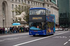 Imagen London Hop-On Hop-Off Bus Ticket with Optional KidZania Entry Ticket