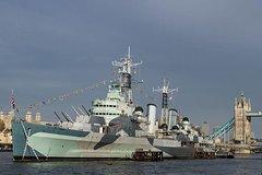 Imagen Entrada para el HMS Belfast.