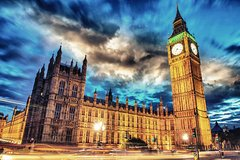 Imagen London by Night Sightseeing Open Top Bus Tour with Live Commentary