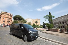 Private Arrival Transfer: Rome Fiumicino Airport to Hotel