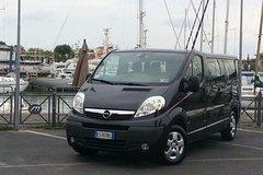 Imagen Rome Shared Transfer: Civitavecchia Cruise Port to Fiumicino Airport